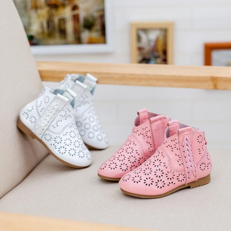 Aliexpress.com : Buy Kids Shoes 2016 spring summer girls hollow ...