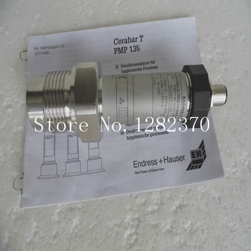[SA] new original authentic German E + H Fork Switches PMP135-A4N01A2S spot [sa] new japan smc solenoid valve syj5240 5g original authentic spot