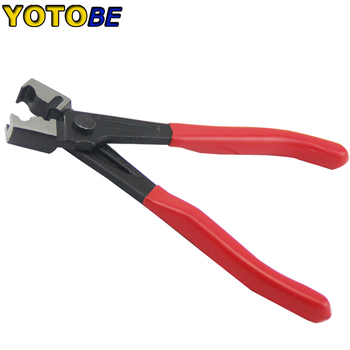 цена на Pliers R Type Collar Hose Clip Clamp Pliers Water Pipe Fuel Hose Installer Remover Removal Clamp Calliper Car Repair Hand Tools