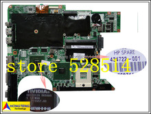 original For HP dv6500 DV6000 laptop motherboard mainboard 434722-001 100% Test ok