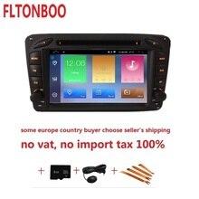 7 pollici android 9.1 car DVD di navigazione gps per Mercedes Benz W209 W203 W168 W463 Via, radio, wifi
