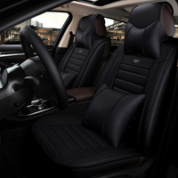 Best качество! Полный комплект чехлы сидений автомобиля для Mercedes Benz C Class W204 2013 2007 дышащие удобные чехлы на сиденья, Бесплатная доставка