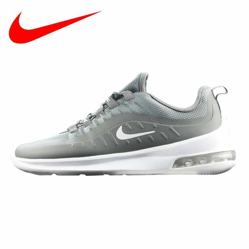 49c19e9c7f Original Nike Air Max Axis Men's Running Shoes, Grey/Black, Shock Absorbing  Wear