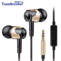 CK3 Detachable In Ear Earphone Stereo Bass Fone De Ouvido Sport Headsets With Mic For IPhone