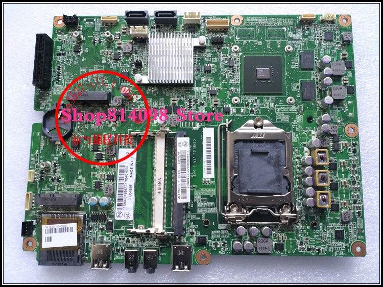 CIH61S1 REV1.0 LGA1155 Carte Mère Pour Lenovo C340 C440 AIO Carte Mère 100% testé entièrement travail, avec 4 vidéo souvenirs!