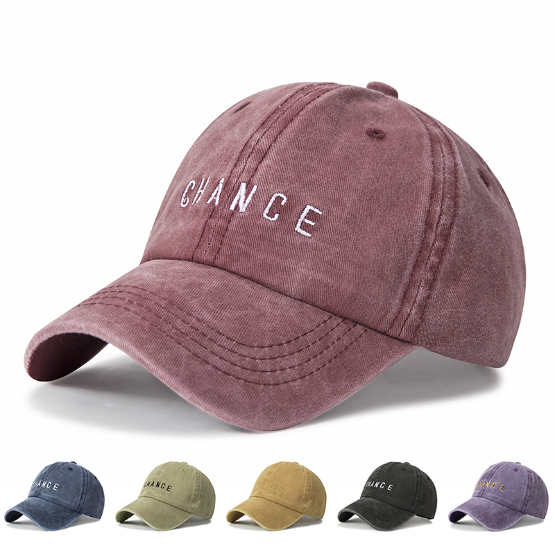 WISH CLUB Baseball Cap Women Casual Snapback Caps Letter Embroidery Gorras Cap Female Fashion Girls Summer Sun Hats
