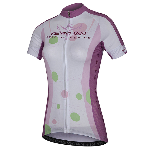 2018 KEYIYUAN cycling suits female clothes mountain bike riding clothes on  summer suntan breathable quick-drying riding clothes 470e28155