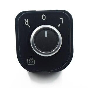 Image 4 - مفتاح مصباح أمامي أوروبي كروم لسيارة فولكس فاجن جولف 5 6 GTI Mk5 Mk6 Jetta 5 6 Passat B6 Touran Tiguan سيات ALHAMBRA OEM 5ND 941 431 A