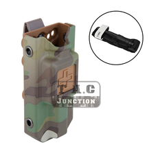 Tactical Tourniquet Pouch Hard Shell Open Top With MOLLE Clip (Tourniquet NOT Include)