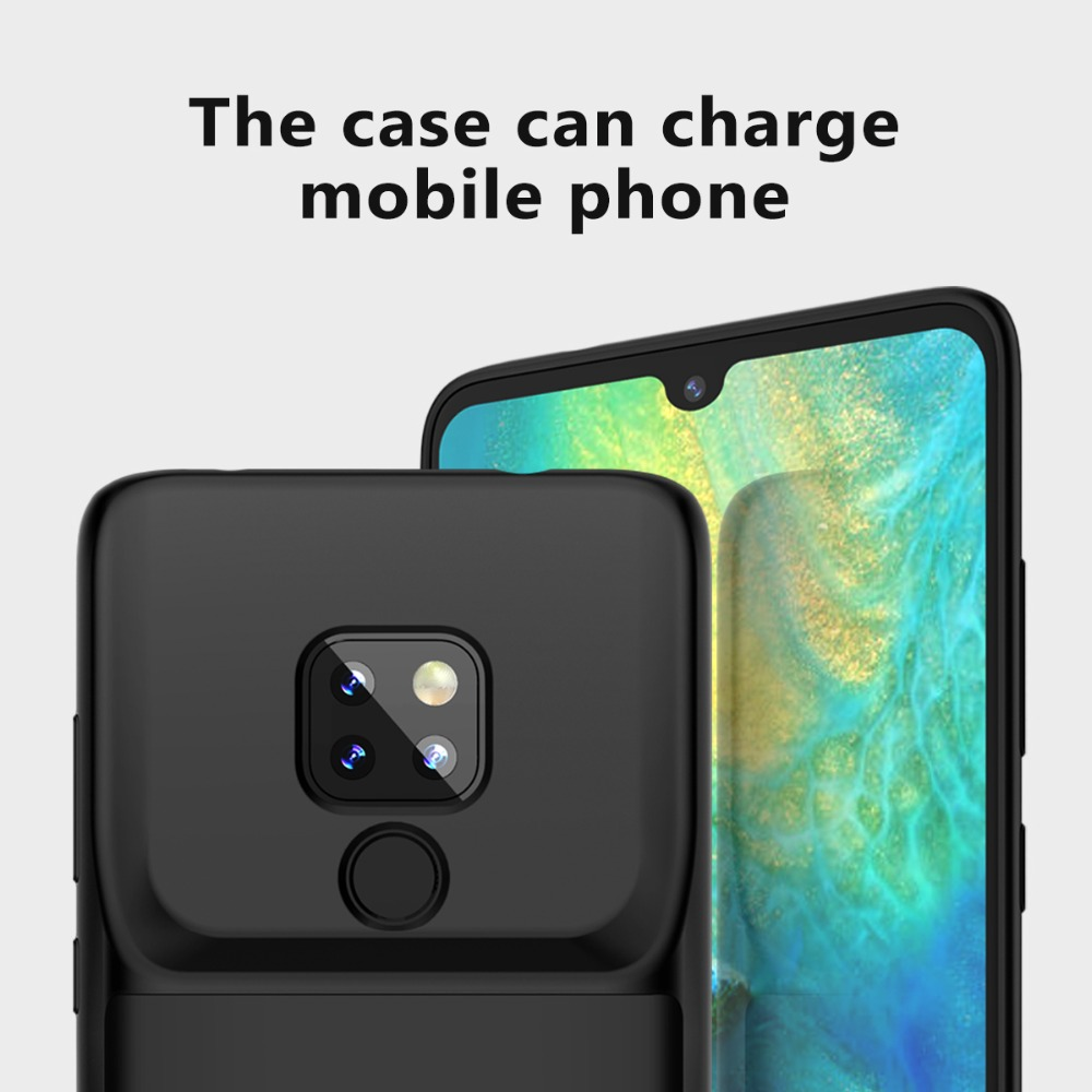 Phone Bags & Cases Responsible Ntspace 5000mah Battery Charger Case For Huawei Honor 8x Backup Power Bank Case External Back Clip Battery Charging Cover Case