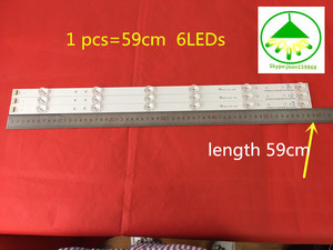 "Image 4 - 3PCS (2 * A, 1 * B) für LG 32 zoll LG INNOTEK DRT 3,0 32 "" A/B Typ 6916L 1974A 1975A 2223A 2224A 6920L 0419D 0418D 590mm 6 LEDs"
