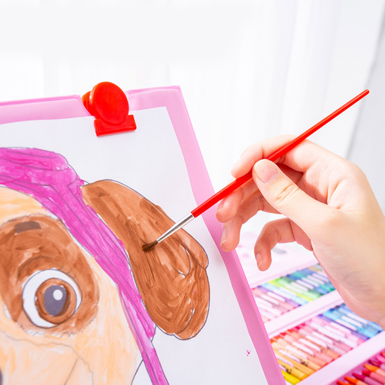 176 шт цветной карандаш для художника Набор Карандаш для рисования маркер ручка кисть Инструменты для рисования набор детский сад поставка Лидер продаж для подарка