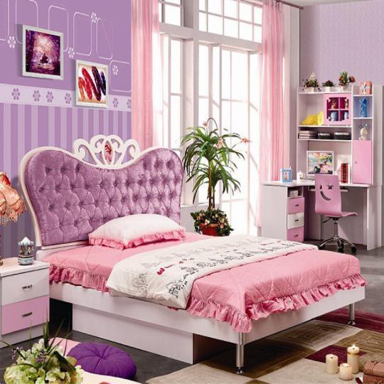 Los niños camas de 1215 m cama Continental cama chica princesa cama ...