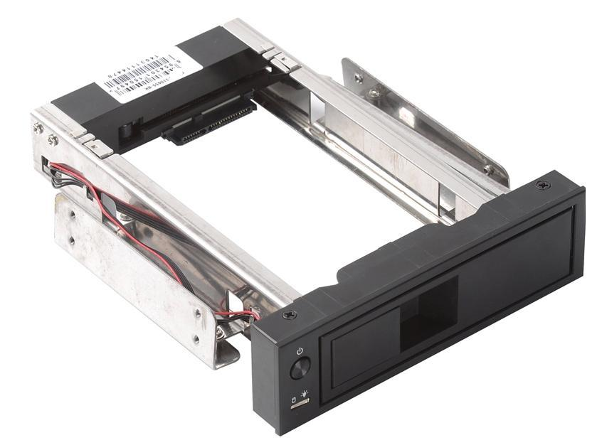 Hot Sale SATA HDD Rom Swap Internal Enclosure Mobile Rack For 3 5 inch HDD EM88