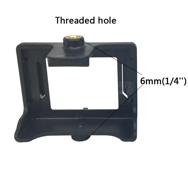 SJCAM Clip Case Protective Skeleton frame for SJCAM SJ4000 SJ6000 SJ7000 SJ9000 Action Camera Shell for sport camera accessories