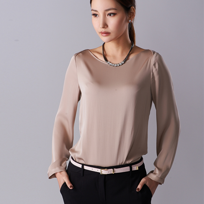 Popular Silk Womens Tops-Buy Cheap Silk Womens Tops lots from ...