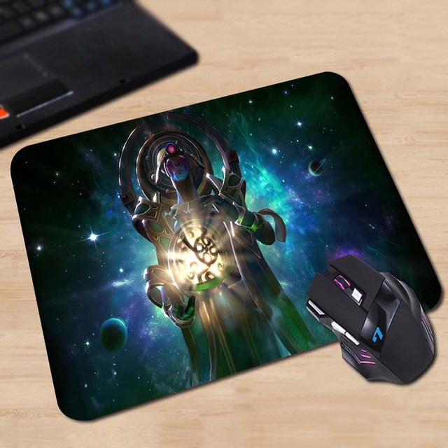 Dota 2   High Quilty Siberia Gaming Mouse Pad Large 220*180*2mm Splash Edition