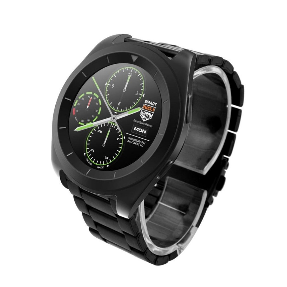 Men s Smart Watch Luxury Smartwatch WristWatch ZW35 Heart Rate Monitor Fitness Tracker Pedometer Bluetooth For