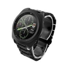 Smart watch smartwatch reloj de lujo de los hombres zw35 pulsómetro rastreador de fitness podómetro bluetooth para ios android hombres