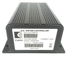 Контроллер скорости электродвигателя переменного тока curtis