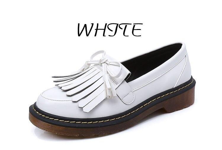 blanc Blanc rose Femmes Glissement Dames Gland Marche Bout Rond Talon Mocassins Chaussures Sur Pour Conduite Des Casual De Noir Robe Bloc HrXXxtRw