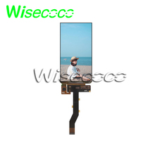 5 inch diagonal AM-OLED  with touchscreen display panel 720x1280 H497TLB01.0 wide Viewing Angle