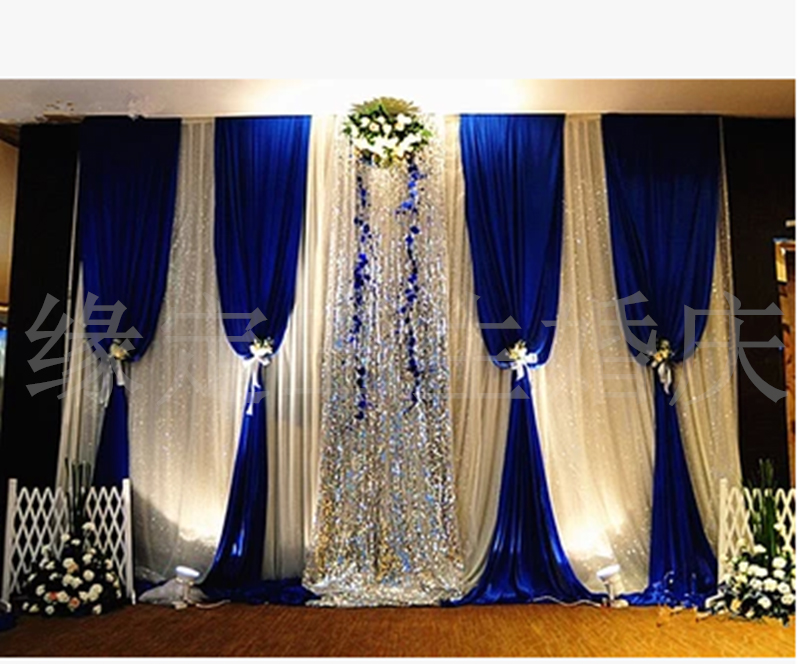 Online Get Cheap Royal Blue Wedding Decorations