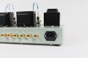 Image 4 - 2020 מיוחד קידום ICAIRN אודיו DIY 6N2 + FU19 ואקום צינור אלקטרוני צינור אוזניות אודיו מגבר 4W * 2 + 1W אוזניות כוח