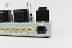 Image 4 - 2020 Promotion spéciale ICAIRN AUDIO bricolage 6N2 + FU19 Tube à vide Tube électronique casque Audio amplificateur 4W * 2 + 1W puissance casque