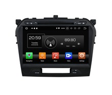 2 din 10.1″ Android 8.0 Octa Core Car DVD Multimedia GPS Navigation for Suzuki Vitara 2015 Radio Bluetooth WiFi USB Mirror-link