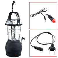 Solar Energy Lamp 36 LED Outdoor Camping Lantern Portable Lights Waterproof Hanging Tent Flashlight Camping Lighting Lamp
