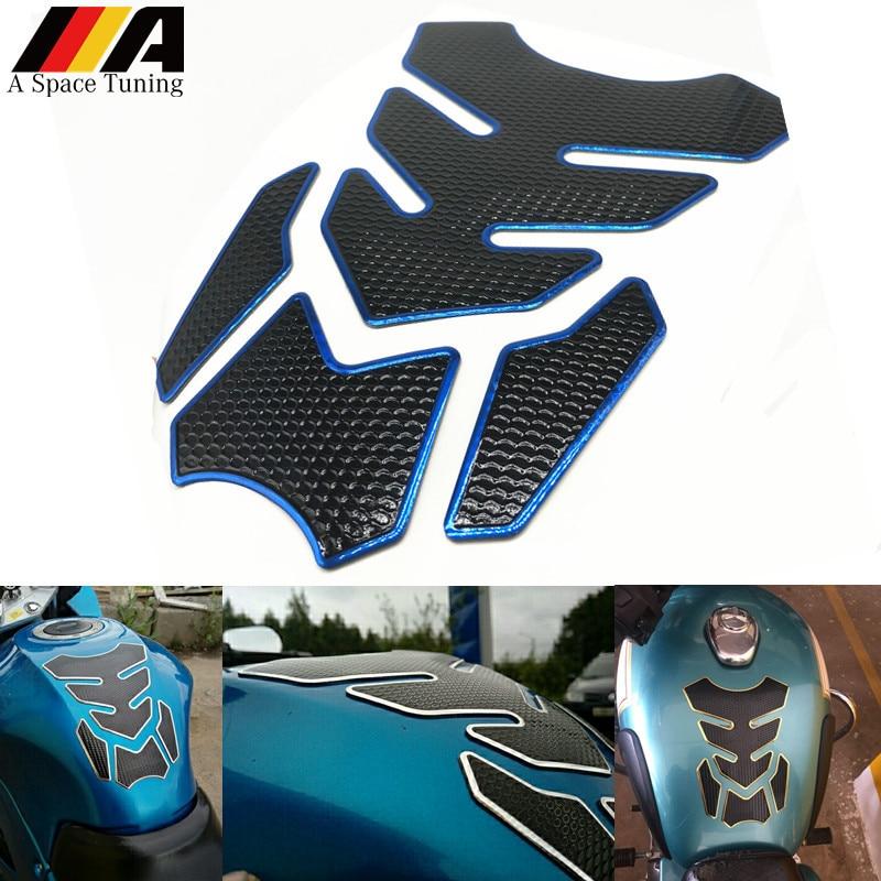 Good Motorcycle Fuel Oil Gas Tank Pad Protector Sticker for Honda Suzuki Yamaha