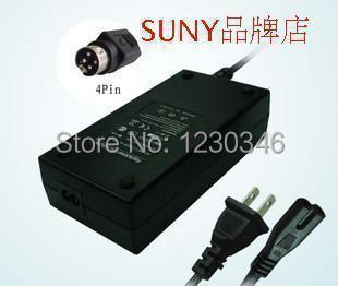 12v10a needle circle ac dc adapter 4 needle 12v 10a switching power supply