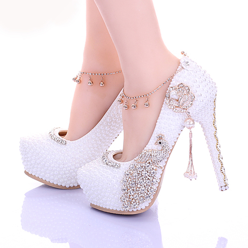 diamond white wedding shoes page 8 - minnetonka