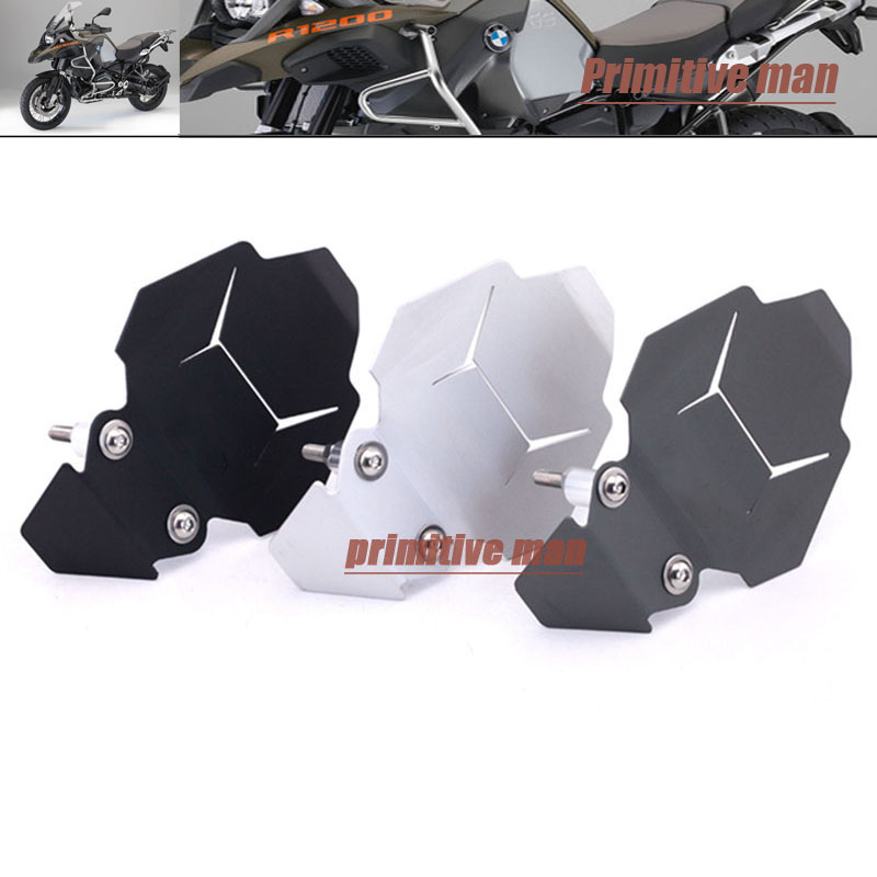 ФОТО For BMW R1200GS LC/ADV 2013-2016, R1200R R1200RS R1200RT LC 2015-2016 Aluminum Engine Housing Protection Cover 3 Colors