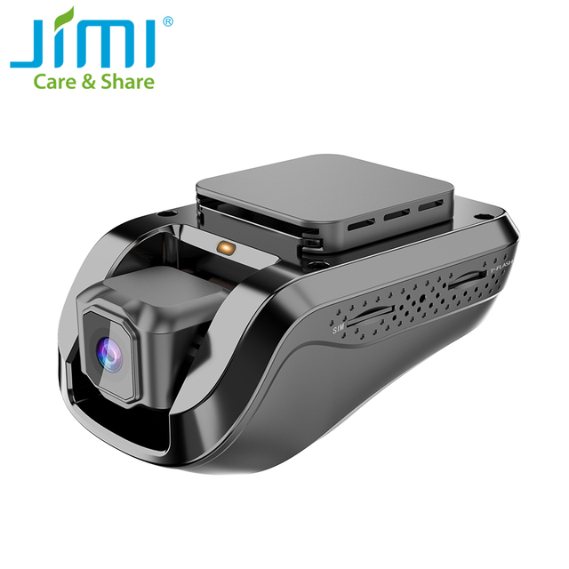 Jimi New JC100 3G 1080P Smart GPS Tracking Dash Camera Car Dvr Live Video Recorder & Monitoring by PC Free Mobile APP