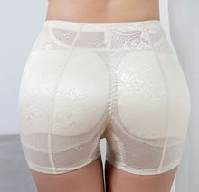 Best quality butt-lifting Bottom pants abundant buttocks Butt augmentation implants padded panties,free shipping