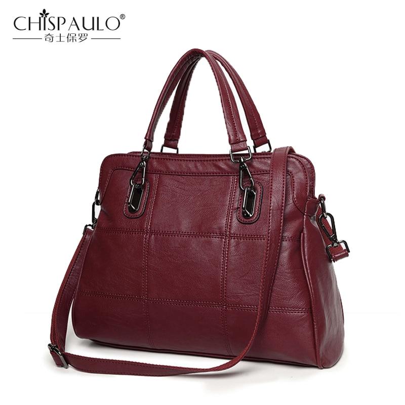 2018 Famous Brand Leather Women Shoulder Bag High Quality Ladies Messenger Bag Luxury Handbags Women Bag Designer sac a main famous brand women bag high quality 100