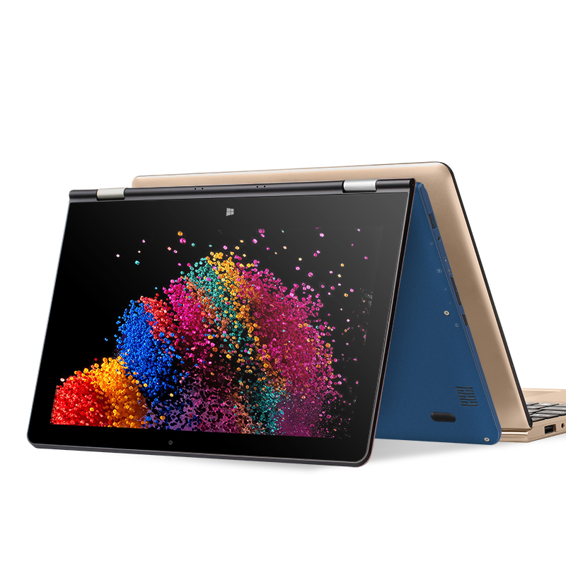 VOYO V3 Intel CoRE i7-6500U 2.5-3.1 ghz Win10 Tablet pcs IPS Avec 16 gb DDR4 512 gb SSD 13.3 YOGA Ordinateur Portable
