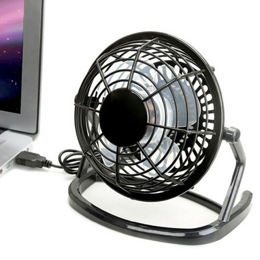 Mini Portable Super Mute Laptop//PC USB Cooler Cooling Desk Fan Value-5-Star