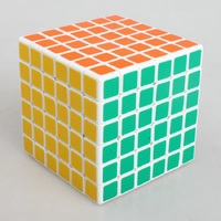 ShengShou 6x6 Speed Puzzle Cube Professional PVC&Matte Stickers Cubo Magico Puzzle Speed Classic Toys Learning&Education Toys