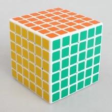ShengShou 6x6 Speed Puzzle Cube Professional PVC&Matte Stickers Cubo Magico Puzzle Speed Classic Toys Learning&Education Toys 2017 new shengshou 6x6x6 megaminx black white twist puzzle pvc