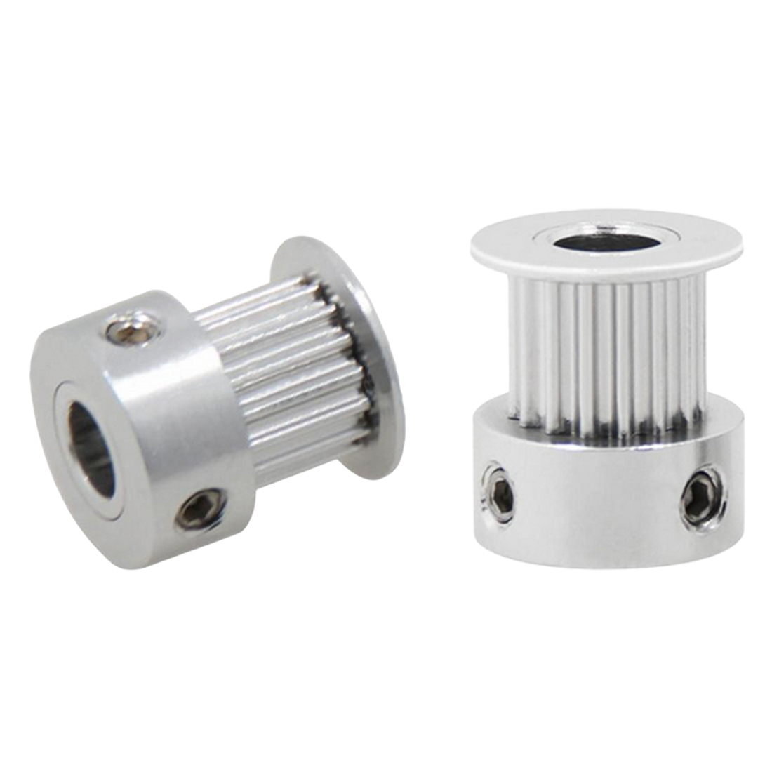 1pcs/5pcs GT2 Timing Pulley 16 Teeth Wheel Bore 5mm Aluminium Gear 3D Printers Parts