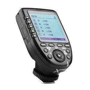 Image 4 - Godox V860II N 2.4 グラム HSS 1/8000 s ワイヤレス i TTL II リチウムオンカメラのフラッシュスピードライト + Xpro N ワイヤレス送信機ニコン