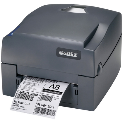 Original Brand New Genuine GODEX G530 4 inch Thermal Transfer & Direct Thermal 300dpi Desktop Lable Barcode Printer image