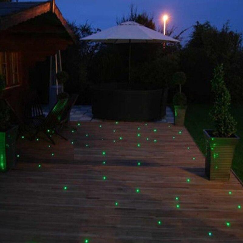 ip68 mała wpuszczana światłowodowa lampa basenowa - Oświetlenie komercyjne - Zdjęcie 5