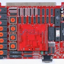 1 компл. Гаражный слот игровая доска с jamma жгут/красная доска VGA ИГРА PCB 1 в 1 казино игра PCB для ЖК-слот аркадная игра машина
