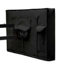 Outdoor TV Cover Waterproof Rain TV Cover Dust-proof 600D PV