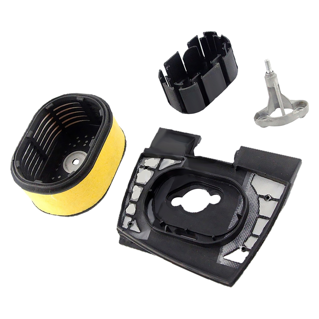 Air Filter Baffle Filter Base Flange Prefilter for STIHL <font><b>MS660</b></font> Chainsaw image