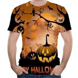 Męskie koszulki 3D drukowane zwierząt małpa tshirt z krótkim rękawem śmieszne projekt na co dzień topy koszulki męskie Halloween t shirt europejska rozmiar 6